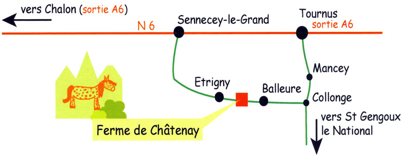 Manège Tournus Etrigny Sennecey